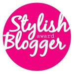 Stylish Blogger Award!