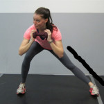 Tutorial: Side Lunge with Oblique Bend
