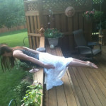 Planking is my new favorite thing…