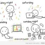 Freakin' Weekend…