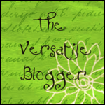 Versatile Blogger Award! And some fun facts…