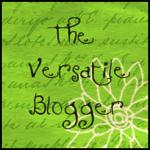 Versatile Blogger Award! And some fun facts…