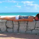 Beach Plank
