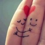 Hand Hug