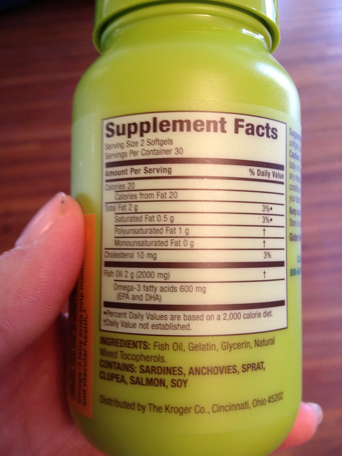 Fish oil ish for What does fish oil do for you