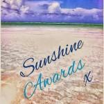The Sunshine Awards: Part I