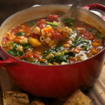 Things I Learned Making Ina's Winter Minestrone Soup