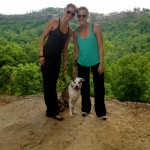 A Yogi, A Dancer, & A Dog… in the Red River Gorge