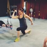 TRX Bootcamp Workout: 40/30/20/10