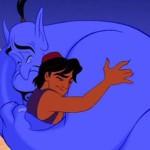 You're free, Genie.