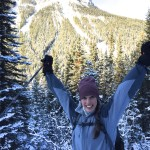 Canadian Holiday: Cross Country Ski Date
