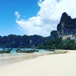 Thailand, Part 3: {Krabi – Railay Beach}