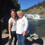 Mom's Visit to Canada!