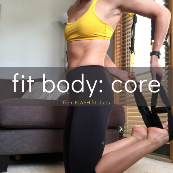 TRX Core Workout