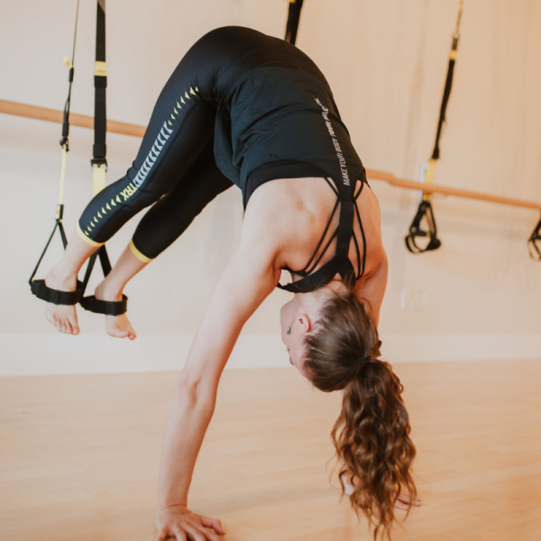 Online TRX Workouts with Ami McMullen