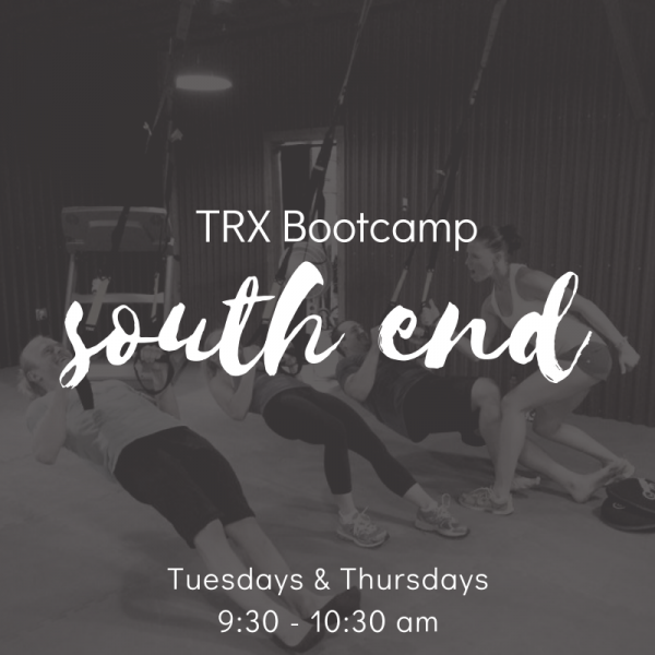 South End Lousiville Bootcamp TRX Fitness Classes
