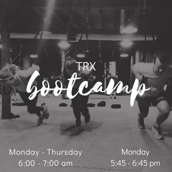 TRX Classes Louisville | Ami McMullen