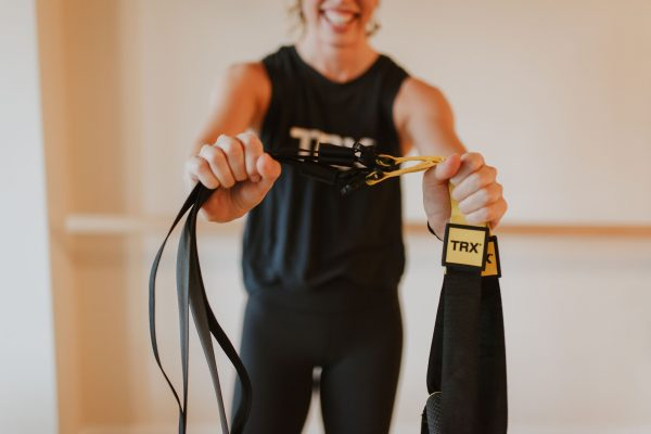 TRX Class Giveaway at Studio Hustle